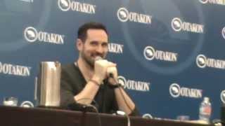 Travis Willingham and Reese's Pieces