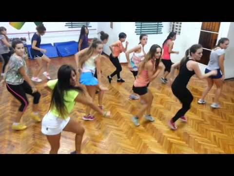 Pump It - Black Eyed Peas | Coreografía Por Diana Barrera | New Harlem Gym video