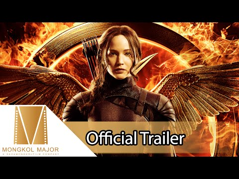 The Hunger Games : Mockingjay Part I [Official Trailer]