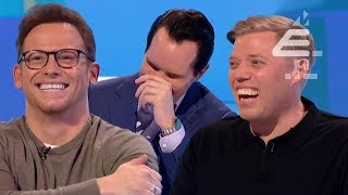 Everyone in HYSTERICS after Joe Swash Reveals What Time He Goes to Bed?! | 8 Out of 10 Cats