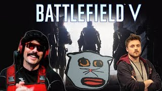 Streamers Reacting To Battlefield 5 For The First Time ! ( Drdisrespect, Lirik, Forsen)