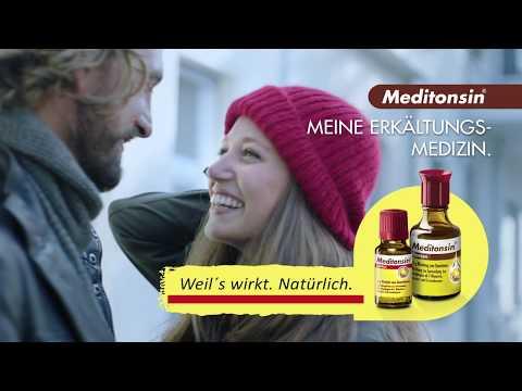 Meditonsin Globuli - Weil's wirkt. Natürlich. 2019/01 YT