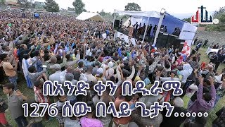 1276 People Received Jesus Christ At Derame