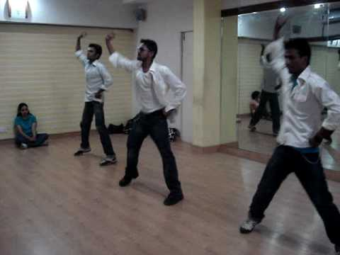 Ahun ahun Love aaj kal by Lakshya Dance Unlimited