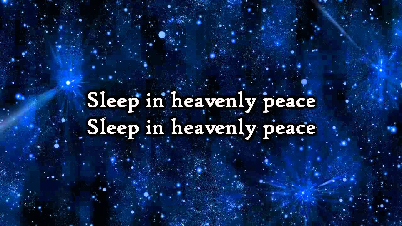 Hillsong Silent Night Lyrics Youtube
