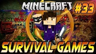 Minecraft: Survival Games! Episode 33 - FANTASTIC Start!