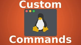How To Create Your Own Linux Ubuntu Terminal Commands!