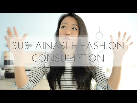 Say NO to Fast Fashion \\ Sustainable Fashion Consumption + Capsule Wardrobes