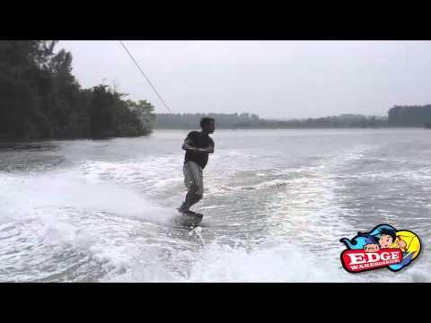 Edge Wakeboarding Lesson 02: Edging