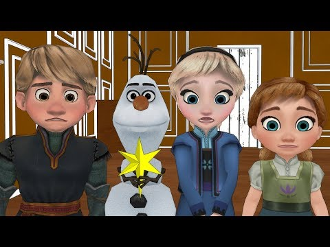 A Merry Christmas? Elsa & Anna Kids Episode 2 Frozen Princess Play Doh Toy Surprise Eggs Parody