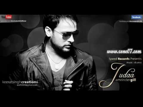 Tere Raah - Amrinder Gill - Judaa Songs [hq] video