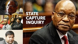 WATCH LIVE: Unpacking Zuma's second day at state capture inquiry