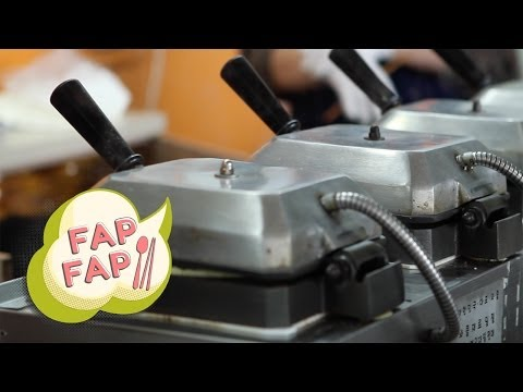 Korean Subway Waffles video