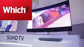 Samsung vs LG 4K TVs - from CES 2016