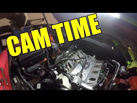 Camming The Camaro - Day 1