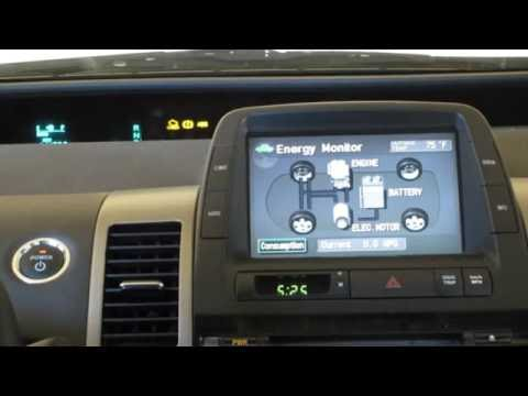 How To Reset Maintenance Light Toyota Prius 2004-2009
