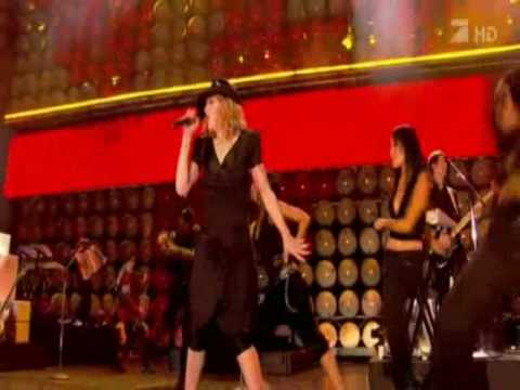 Madonna-gipsy Fire(la Isla Bonita) video