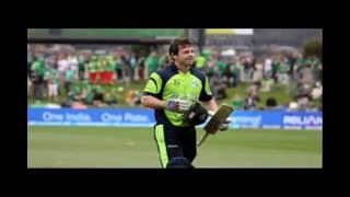 Ed Joyce 160 runs Just 148 balls vs Afghanistan 5th ODI 2016