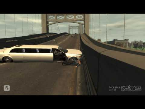 GTA IV - Extreme & AWFUL DEATHS (with Sammo)