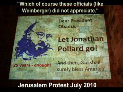 Joseph Jonathan - Jonathan Pollard Protest Song