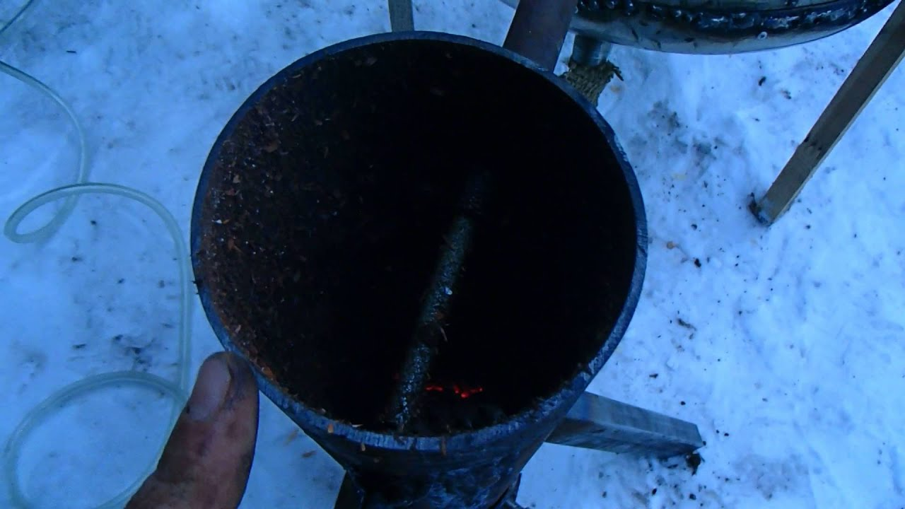 Коптильня холодного дыма своими руками