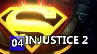 INJUSTICE 2 (04) Blue Beetle, Cyborg, Cat Woman i Firestorm