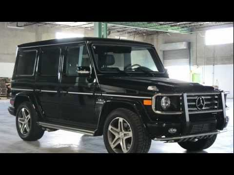 My Car Collection 2011 Mercedes Benz G55 AMG