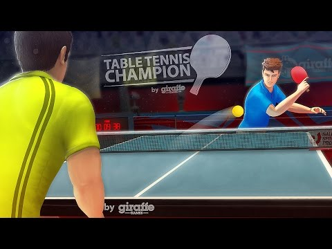 Table Tennis Champion - Android Gameplay