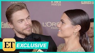 Derek Hough and Hayley Erbert on Having Their Own Show! (Exclusive)