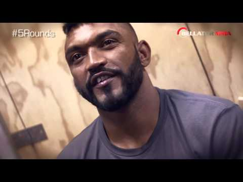 Bellator MMA 5 Rounds with Liam McGeary