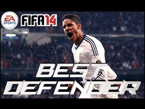 FIFA 14 Career Mode Best Young Top Talents - Raphael Varane Review - Best Defender - Youth Team