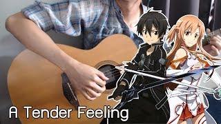 A Tender Feeling (Sword Art Online Soundtrack) Fingerstyle Guitar cover by ???????