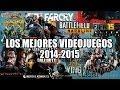 Los Mejores Juegos 2014 - 2015 PC PS4 Xbox One PS3 Xbox360