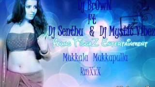 [ Y.T.E ] Dj BrOwN Ft Dj Senthu & Dj Mystic Vibez - Mukkala Mukkapulla ReMixXx