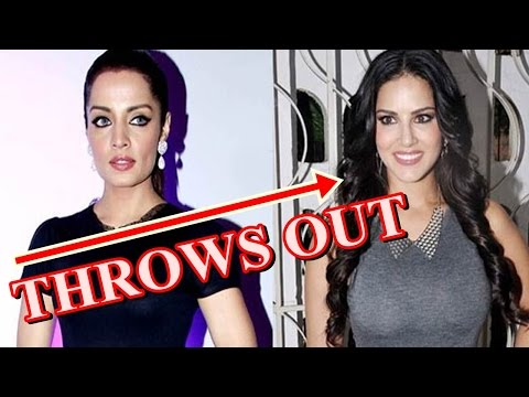 OMG! Sunny Leone was Thrown Out From Celina Jaitley's House