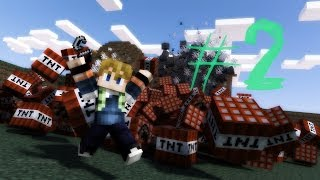 Minecraft - ЗИМА #2 [ MOOORE RUD :3 ]