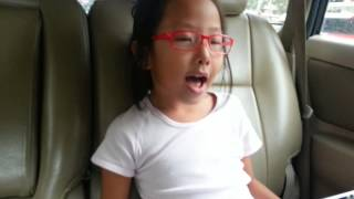 Na sings in my car