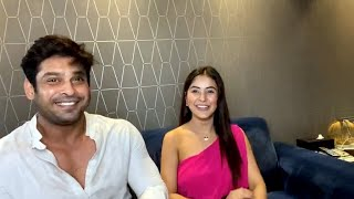 Shehnaaz Gill & Sidharth Shukla  Live chat with Fan's | Big Headlines