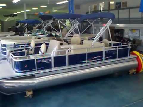 2012 harris 220 cruiser fishing pontoon pontoon boat for for Fishing pontoons for sale