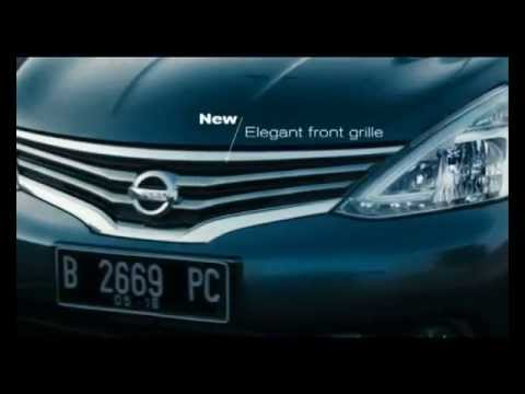 All New Nissan Grand Livina 2013 - TVC