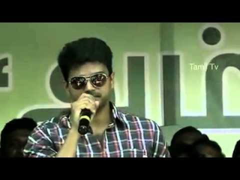 Tamil Actor Vijay Funny Video video