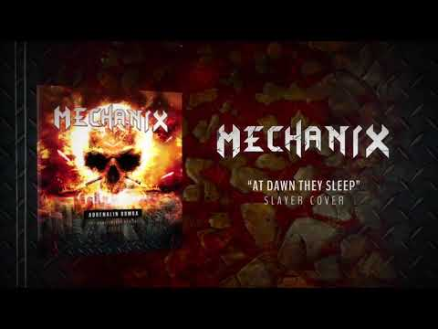 Mechanix zenekar - At dawn they sleep - Slayer cover