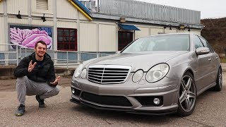 I Bought a Mercedes E55 AMG for Less Than $7,000