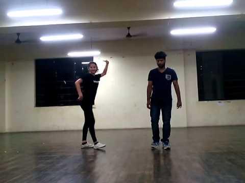 Abcd2 ( tattoo )choreographer sahil khan