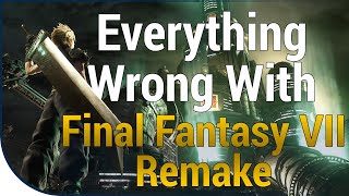 GAME SINS | Everything Wrong With Final Fantasy VII Remake