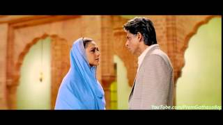 Tere liye---veer zaara movie song