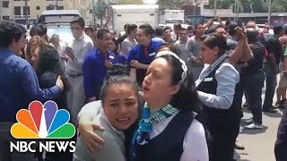 Special Report: Deadly Earthquake Hits Central Mexico | NBC News by : NBC News