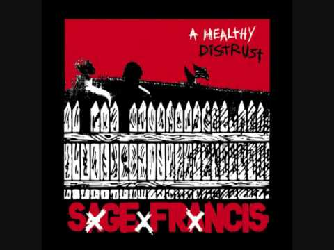 Sage Francis - Agony In Her Body
