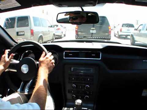 Test Drive 2012 Ford Mustang Gt 5 0 California Special