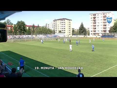 PŘÍPRAVA / Prostějov - Baník 2:1 (sestřih gólů)
